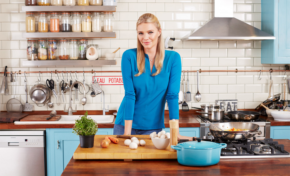 Jodie Kidd Champions Mushrooms For Healthy Home Cooking