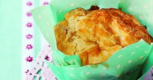 Ham and cheese muffins Easy Food