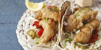 baja fish tacos Easy Food