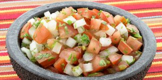 Pico de gallo Easy Food