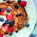 Protein-boost pancakes Easy Food