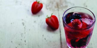 Summer fruit sangria Easy Food