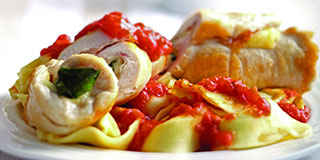 Italian cuisine Easy Food