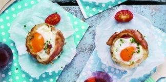 Low-carb breakfast cups Easy Food