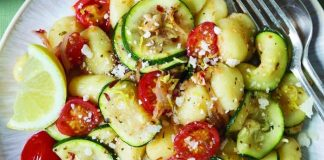 Simple summertime gnocchi Easy Food