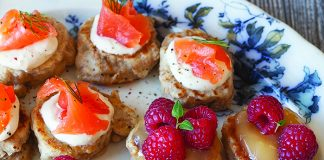 Wheatcake blinis Easy Food