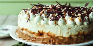 Banoffee cheesecake Easy Food
