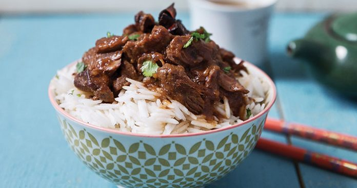Chinese braised beef Easy Food