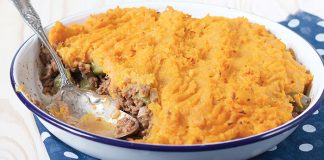 Picadillo pie Easy Food