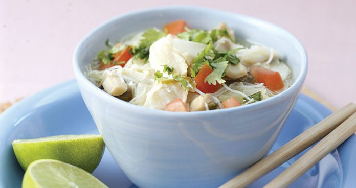 Thai fish soup Easy Food