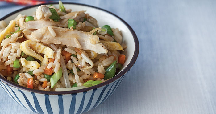 Chicken fried rice Easy Food