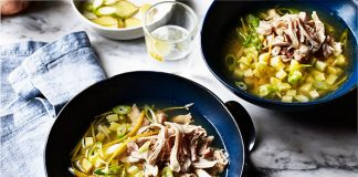 Cleansing miso broth Easy Food