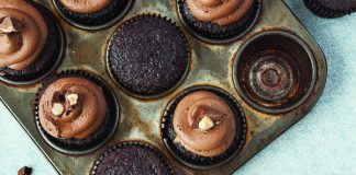Nutella cupcakes gluten free Easy Food