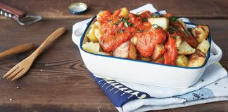 Patatas bravas Easy Food