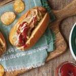 Sausage dogs with sauerkraut Easy Food