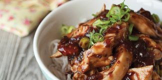 Spicy soy chicken | Easy Food