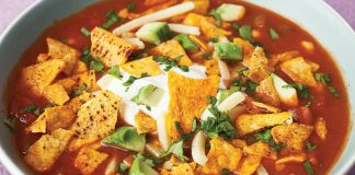 Tortilla soup Easy Food