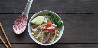 Vietnamese soup Easy Food