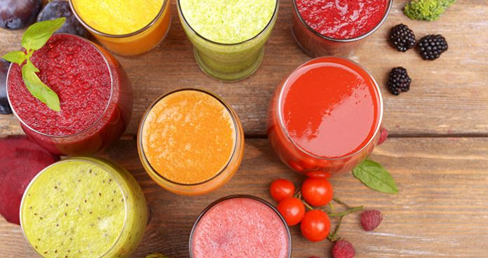 Juices Easy Food