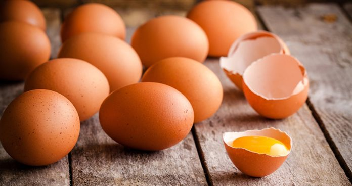 Cooking with eggs Easy Food