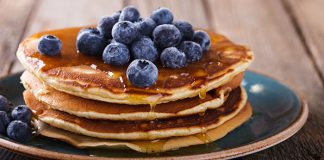 Ultimate pancakes Easy Food