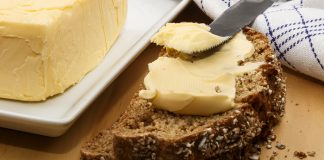 Irish soda bread real dairy butter Easy Food
