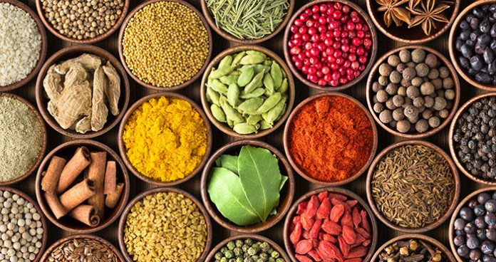 Spices Easy Food