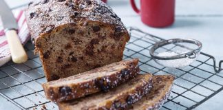Chocolate chip banana bread Easy Food