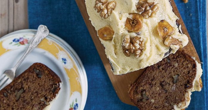 Banana cake Easy Food