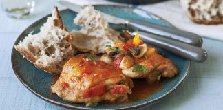 Chicken cacciatore Easy Food