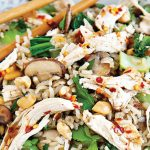 Chicken rice bowls Easy Food