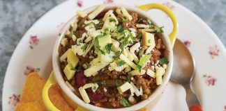Chilli con carne Easy Food