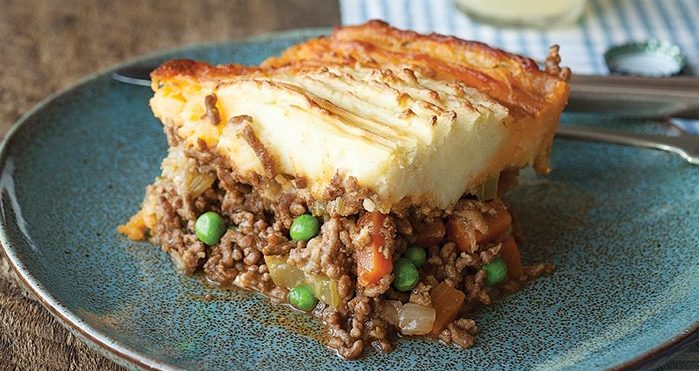 Cottage pie Easy Food
