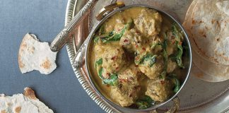 Curried meatballs Easy Food