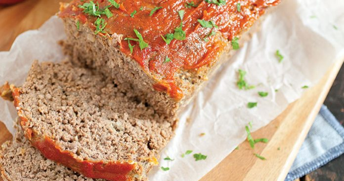 Meatloaf Easy Food