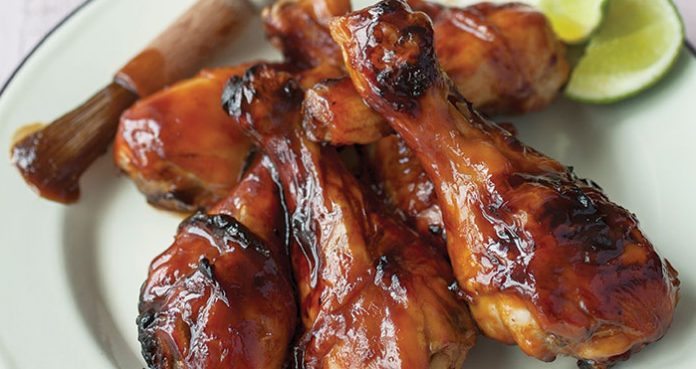 Hoisin chicken drumsticks Easy Food