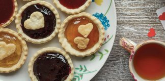 Jam tartlets Easy Food