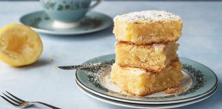 Lemon bars Easy Food