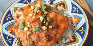 Moroccan chicken Easy Food