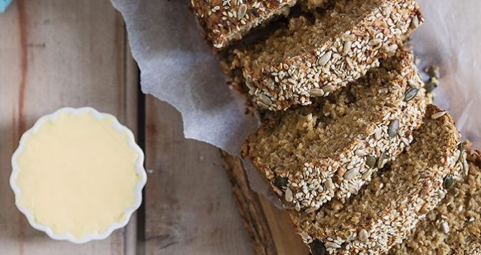 Seedy oat bread Easy Food