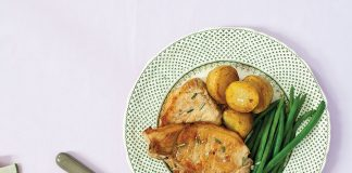 quick rosemary pork chops Easy Food
