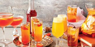 Prosecco cocktails Easy Food