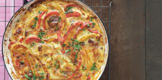 Tapas frittata Easy Food