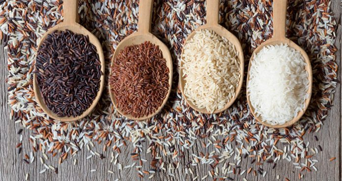 Ways with rice Easy Food