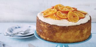 Almond clementine cake | Easy Food