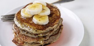 3-ingredient banana pancakes | Easy Food