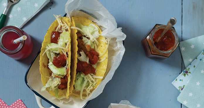 Bean and cheese tacos | Easy Food