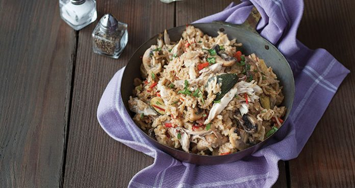 Chicken pilaf Easy Food