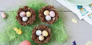 Easter nests | Easy Food