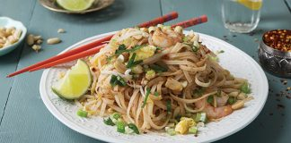 Prawn pad Thai | Easy Food